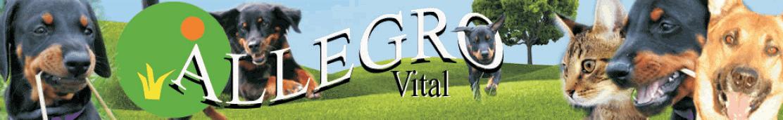 www.allegro-heimtiernahrung.de-Logo